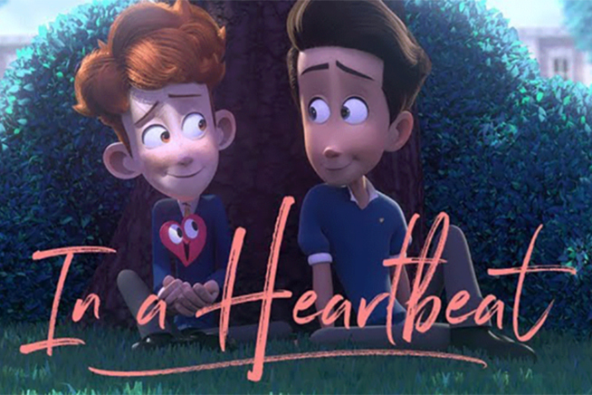 """In a Heartbeat"" coolcuore"
