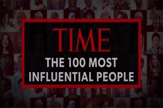 TIME the 100 most influential people 2018 coolcuore